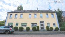 VERKAUFT --- 4-Familienhaus mit 5 Garagen und 1600 m² Grundstück in OB-Buschhausen zu verkaufen. --- VERKAUFT