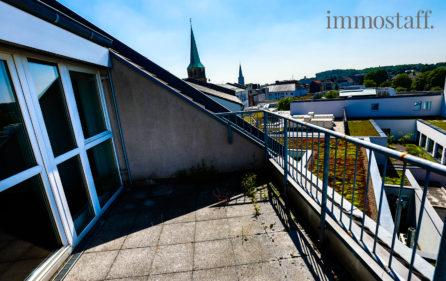 Dachterrasse Ansicht 2