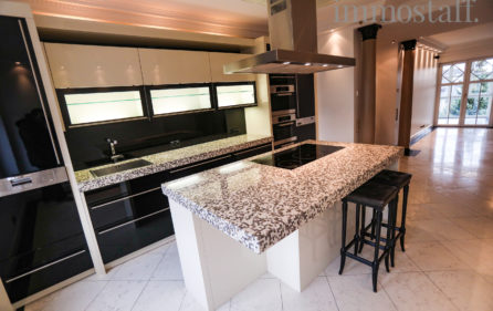 Offene Küche, Ansicht 4