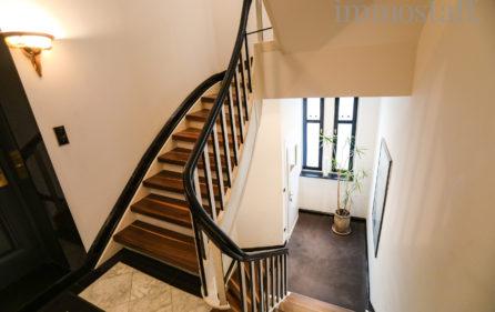 Treppenhaus, Ansicht 3
