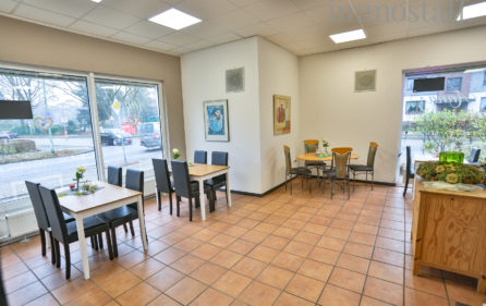 Cafe, Ansicht 2