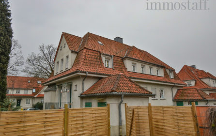 Rückansicht 2-Familienhaus