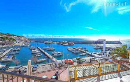 Blick auf Hafen 2