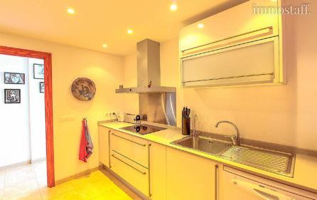 Küche, Ansicht 3