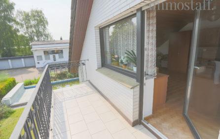 Balkon (OG), Ansicht 2