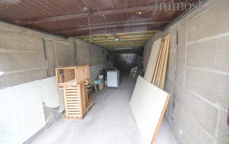 Garage – Innenansicht
