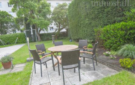 Garten – Terrasse