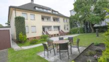 EINE GANZE ETAGE! 2 bzw. 3 Wohnungen im 1. OG mit 2 Balkonen & Garage zu verkaufen. PROVISIONSFREI!