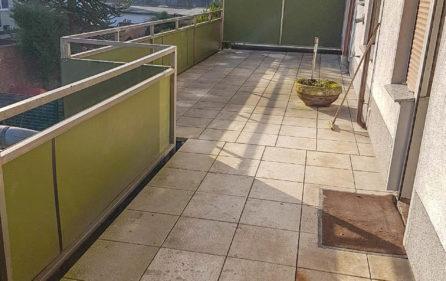 Balkon, Ansicht 2