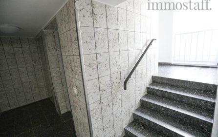 Treppenaufgang Hauseingangstür