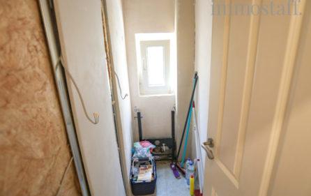 Ausbaumöglichkeit Gäste-WC Wohnung im EG