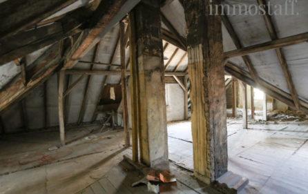 Ausbaureserve Dachgeschoss der Wohnung im OG