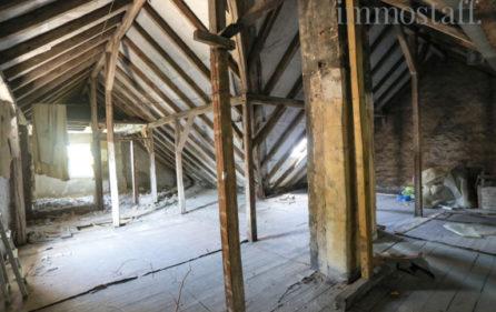 Ausbaureserve Dachgeschoss der Wohnung im OG Ansicht 2