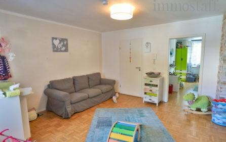 Entrée Wohnung im Obergeschoss