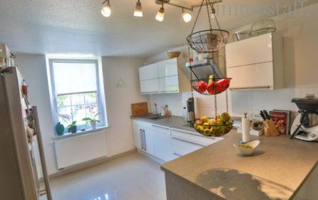 Küche Wohnung Obergeschoss Ansicht 3