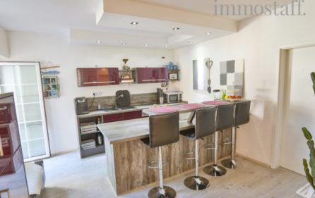 Küche Wohnung im EG