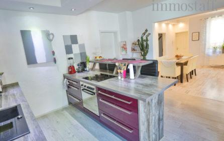 Küche Wohnung im EG Ansicht 2