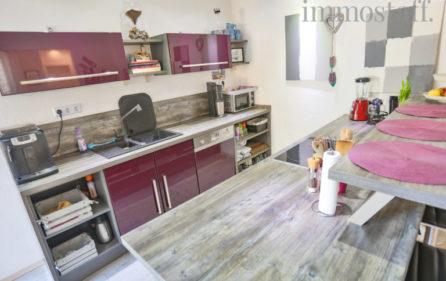 Küche Wohnung im EG Ansicht 3