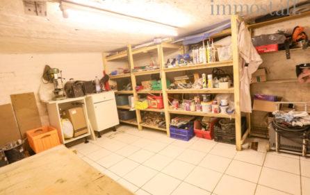 Kellerraum Wohnung im EG