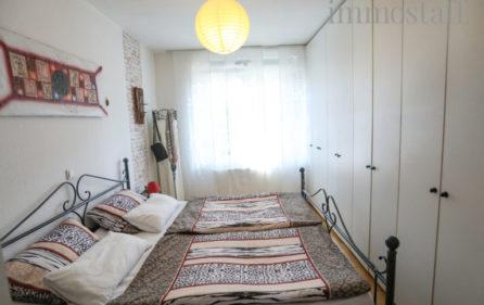 Schlafzimmer Wohnung im EG