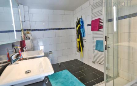 Tageslichtbadezimmer Wohnung Obergeschoss Ansicht 3