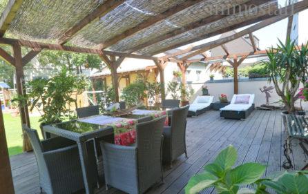 Terrasse Wohnung im EG Ansicht 2
