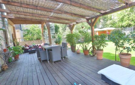 Terrasse Wohnung im EG Ansicht 3