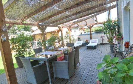 Terrasse Wohnung im EG Ansicht 5