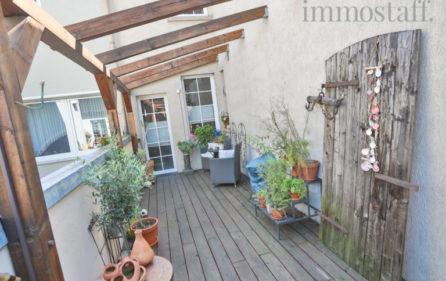 Terrasse Wohnung im EG Ansicht 7