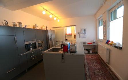 Offene Küche Ansicht 2 im EG