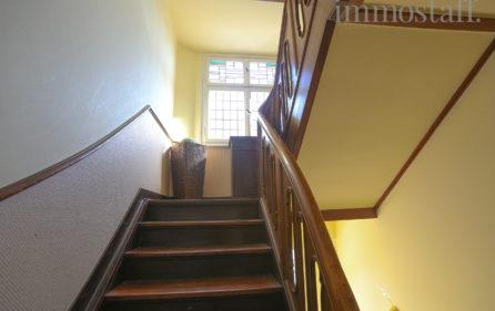 Treppenhaus im 2. OG