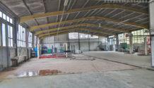 GEWERBEGRUNDSTÜCK IN DER CITY! 3000 m² Grundstück mit 1000 m² Halle & 75 Stellplätzen zu vermieten!