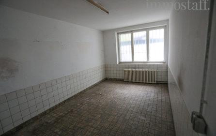 Sozialräume im Untergeschoss Teil a