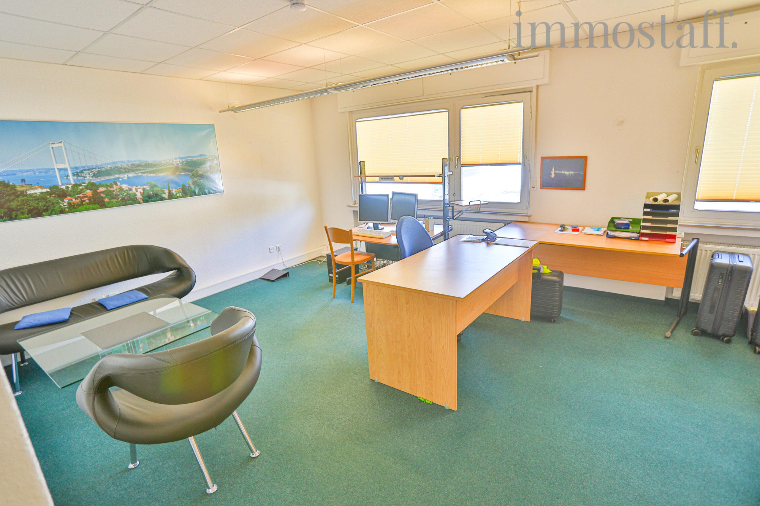 Büroraum 1, EG