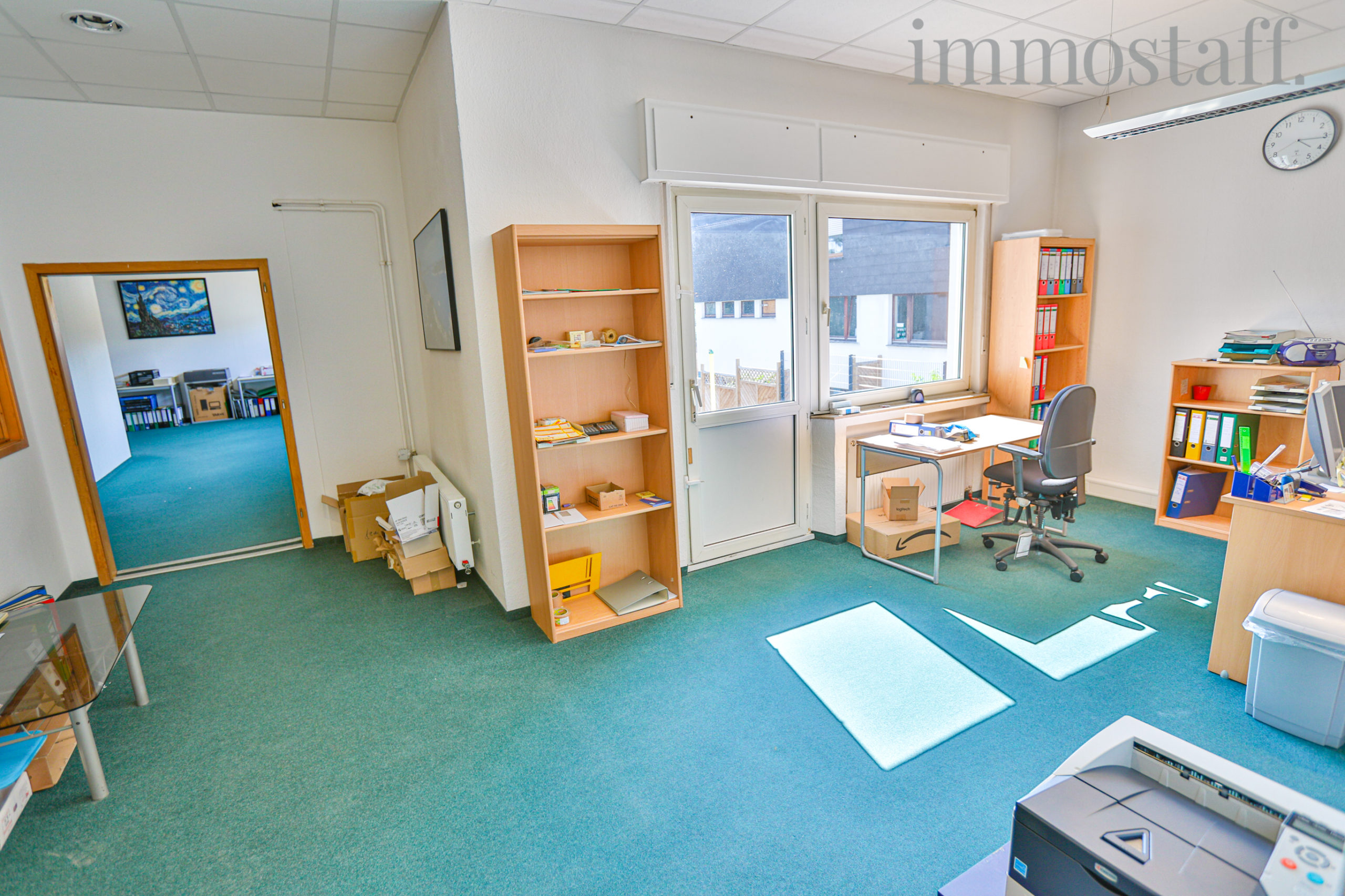 Büroraum 2, EG