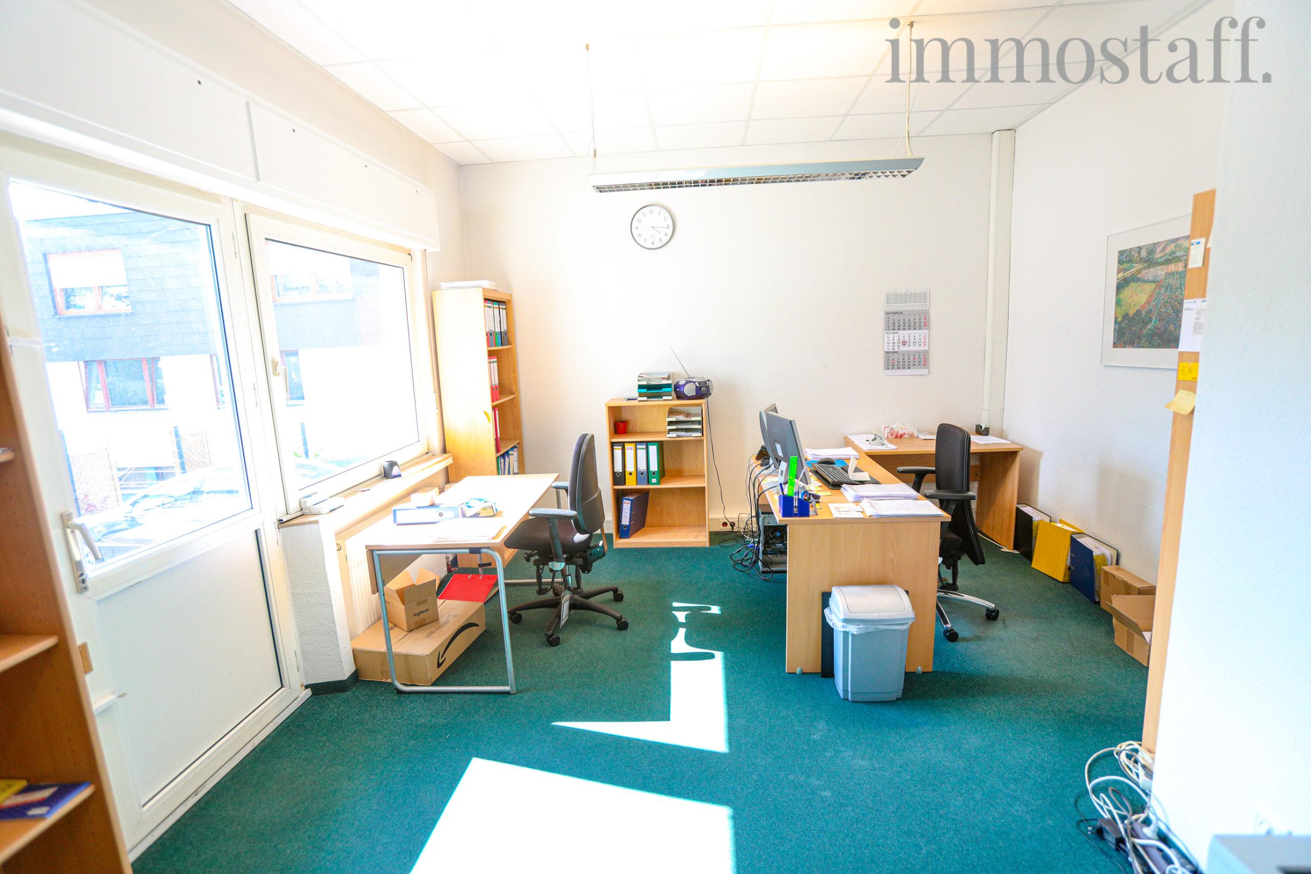 Büroraum 3, EG