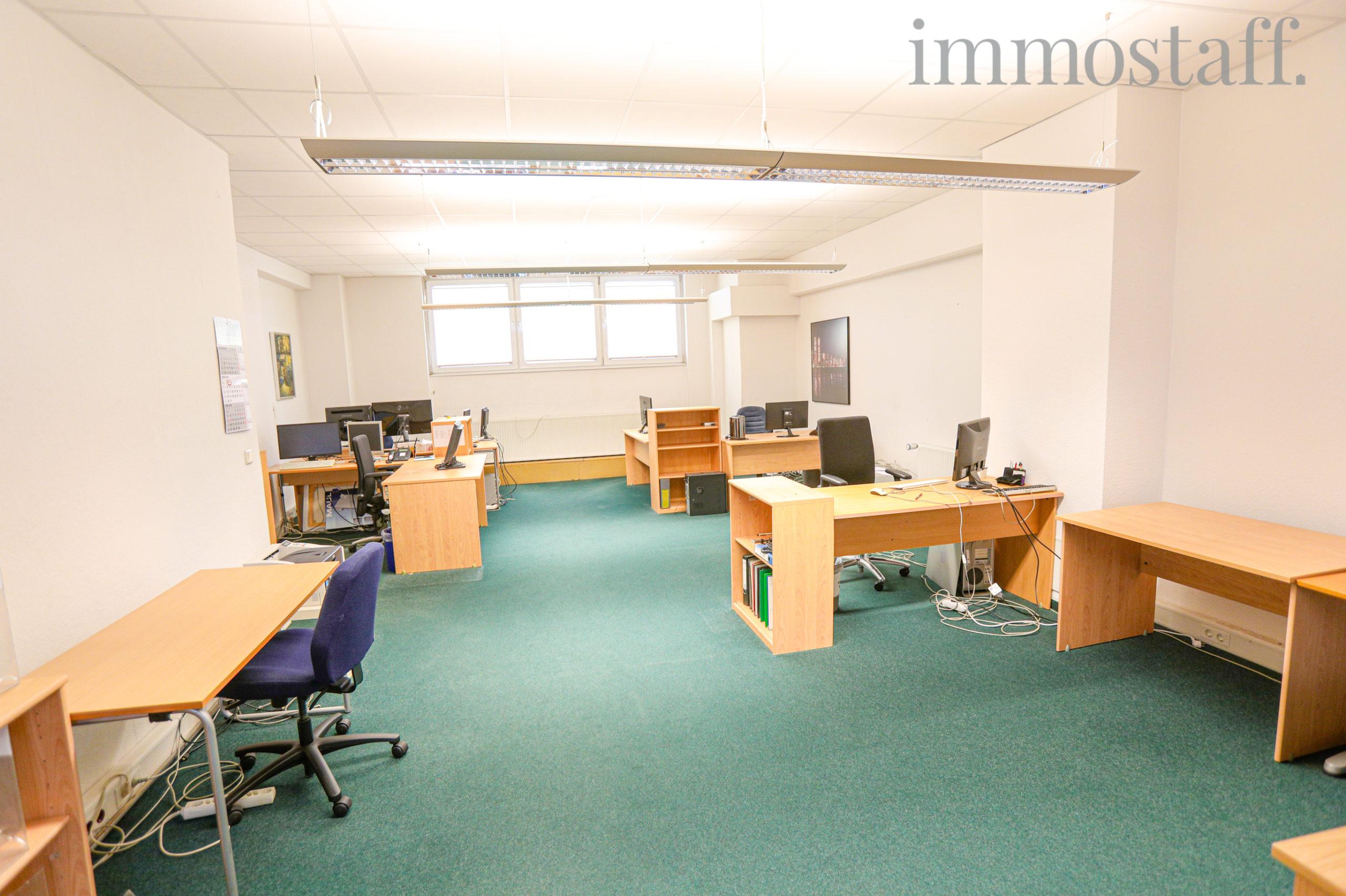 Büroraum 4, EG