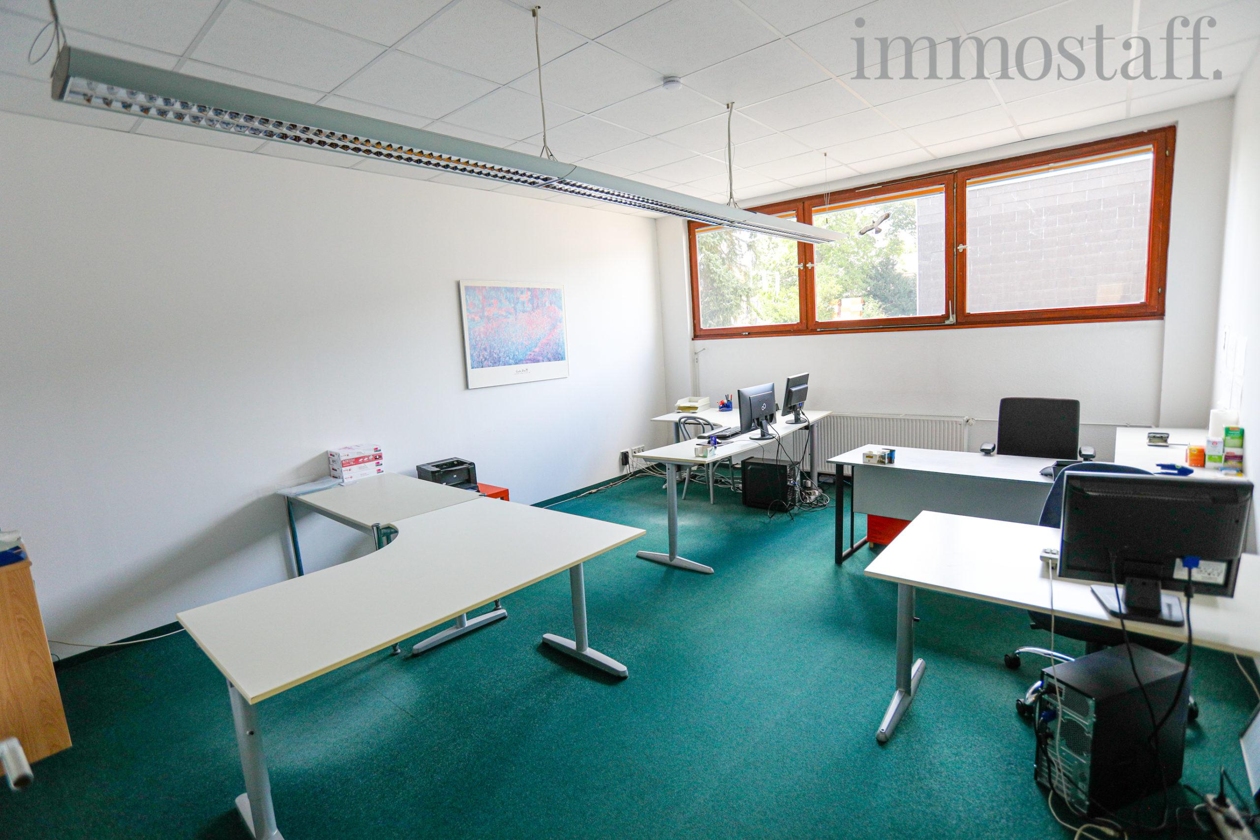Büroraum 9, EG