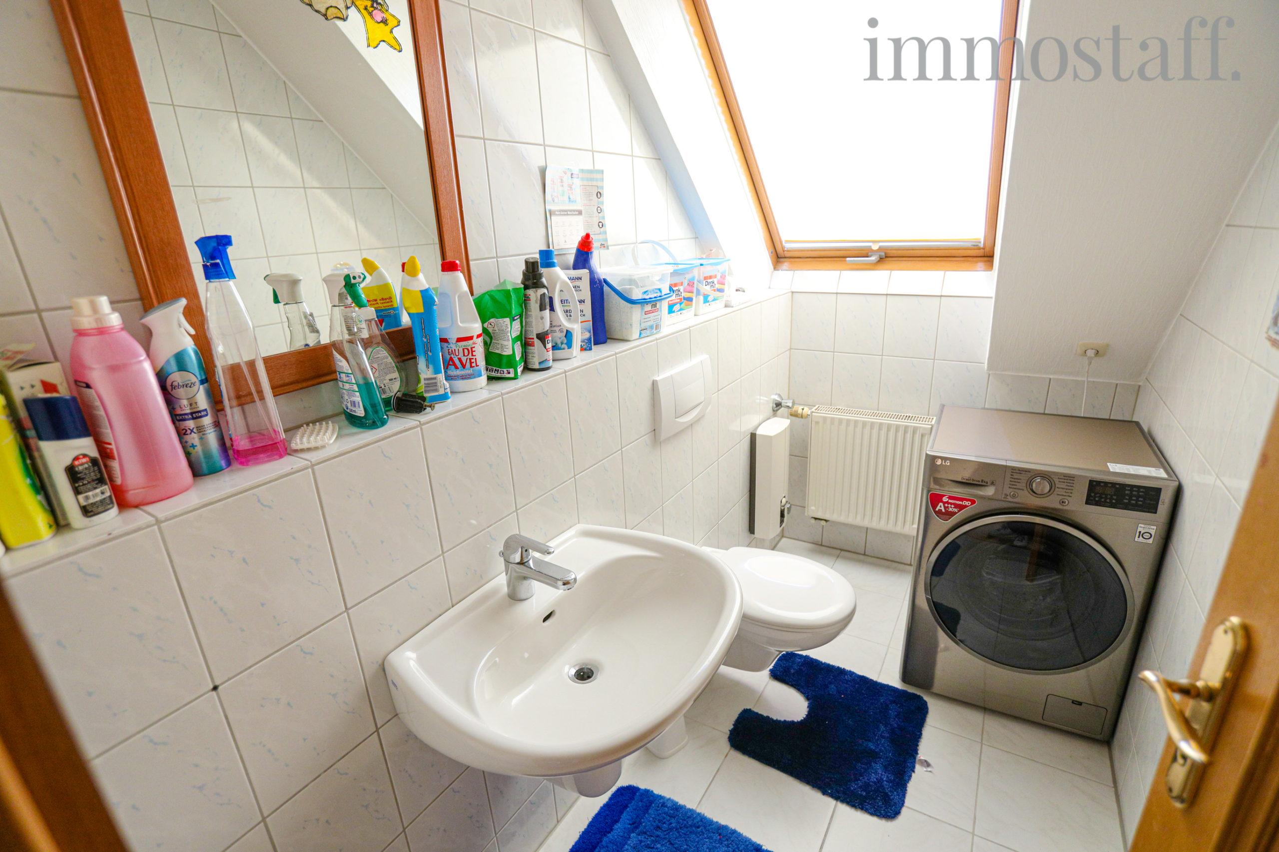 Gäste-WC, Penthouse