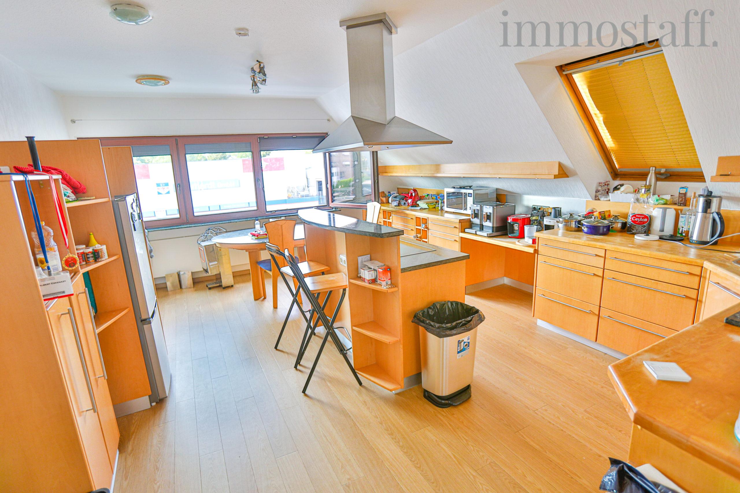 Küche, Penthouse