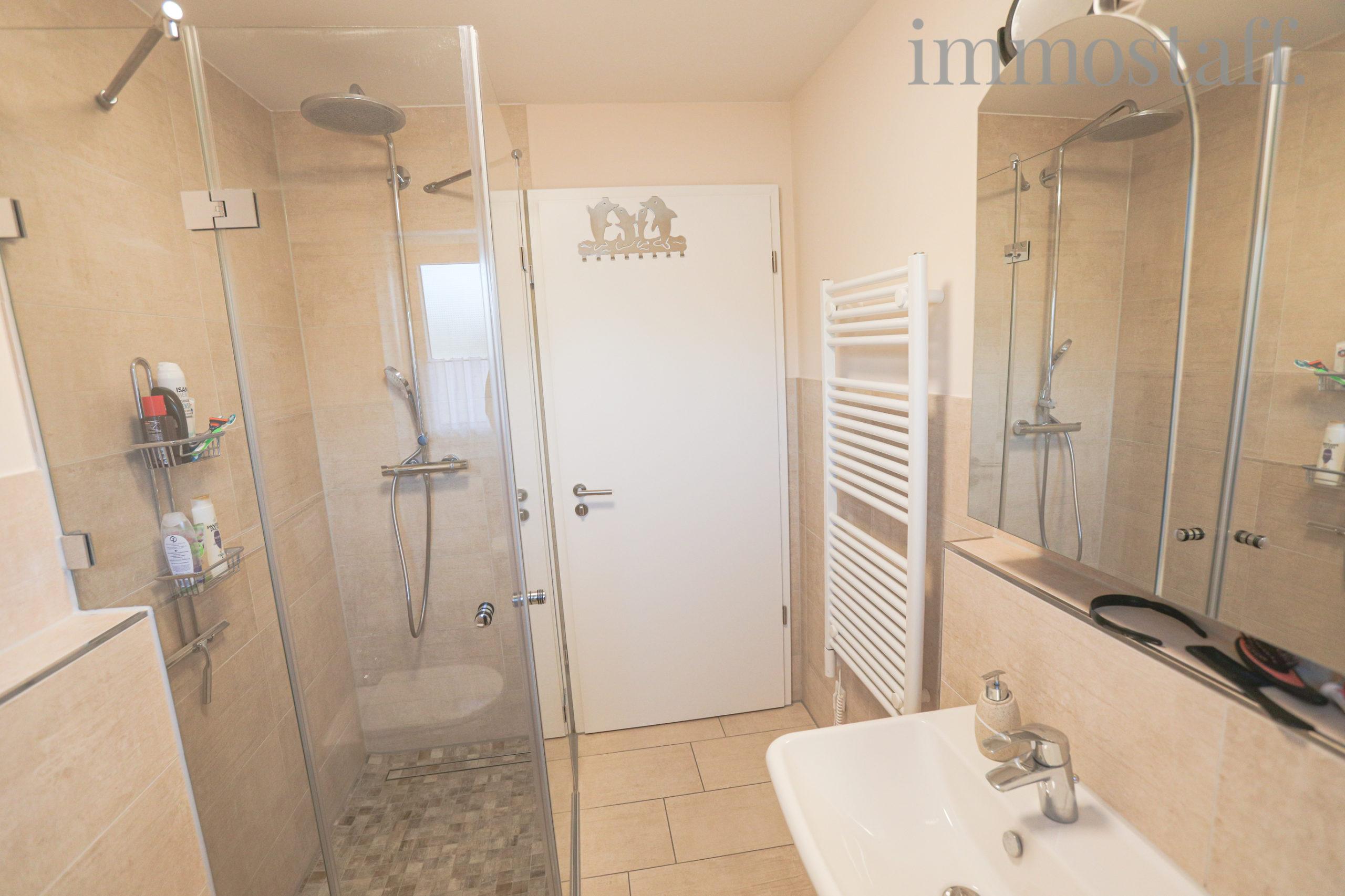 Tageslichtbadezimmer, Ansicht 2