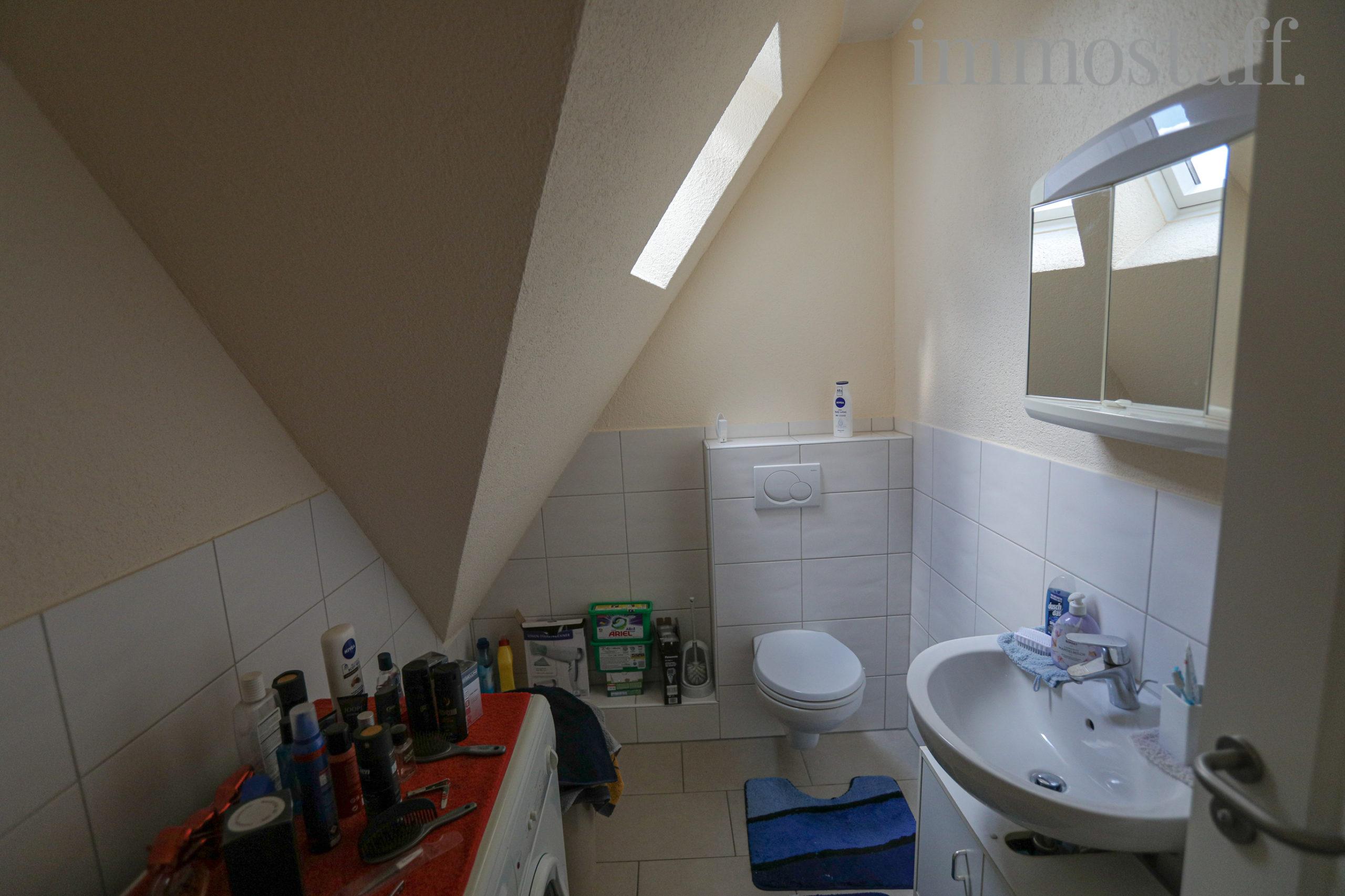 Wohnung 1, Gäste-WC