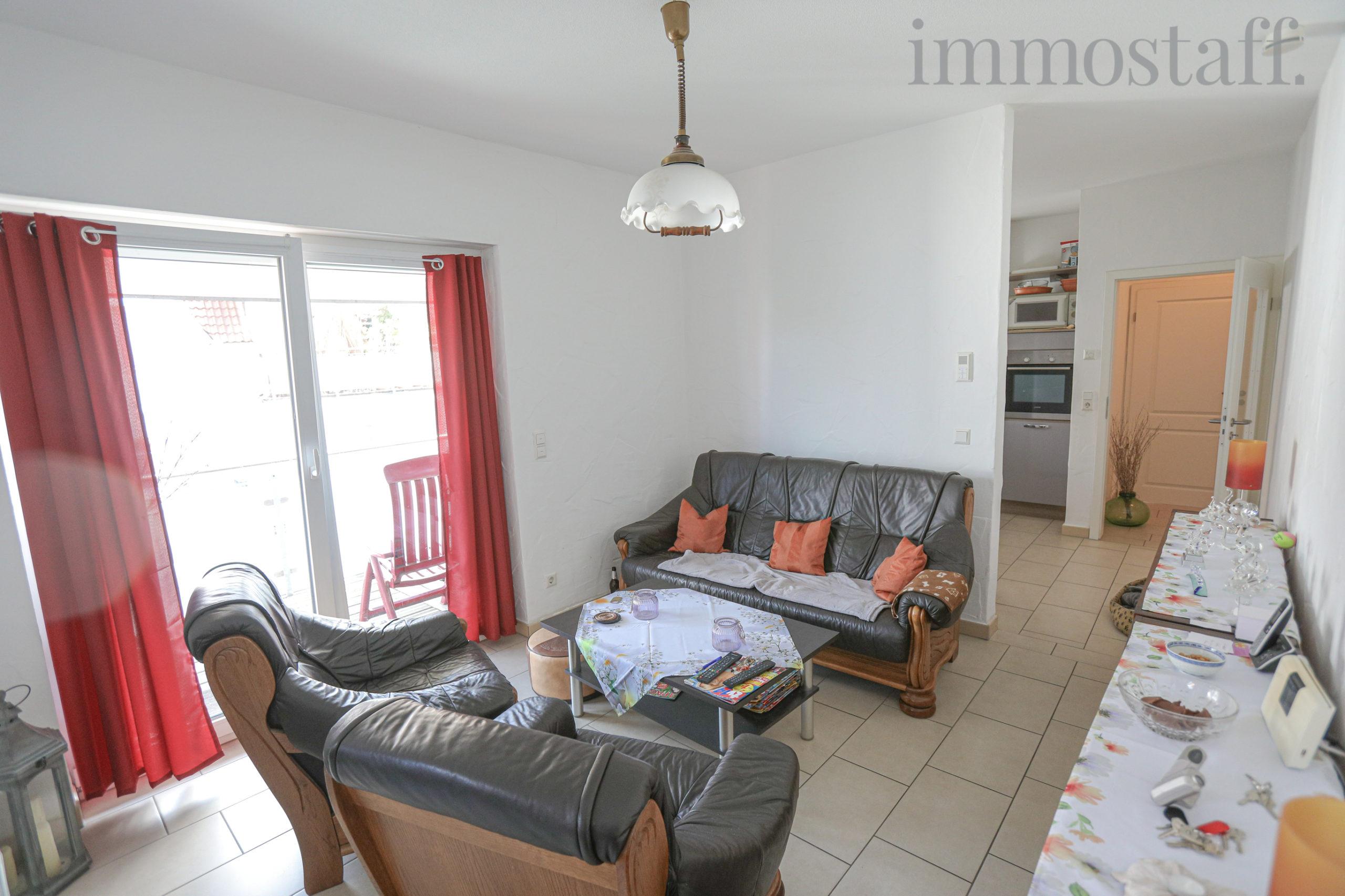 Wohnung 1, Wohnzimmer