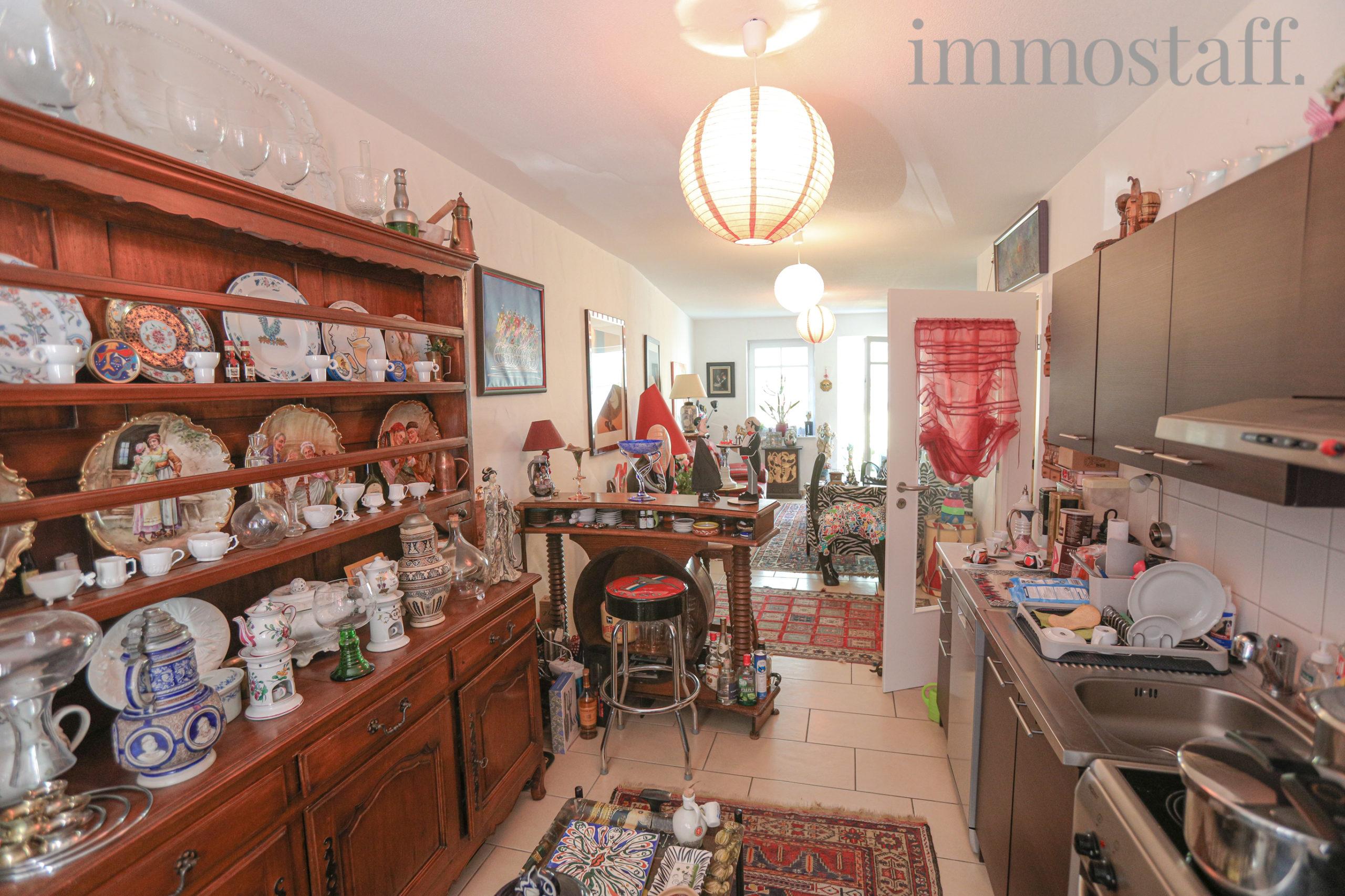 Wohnung 3, Küche 2
