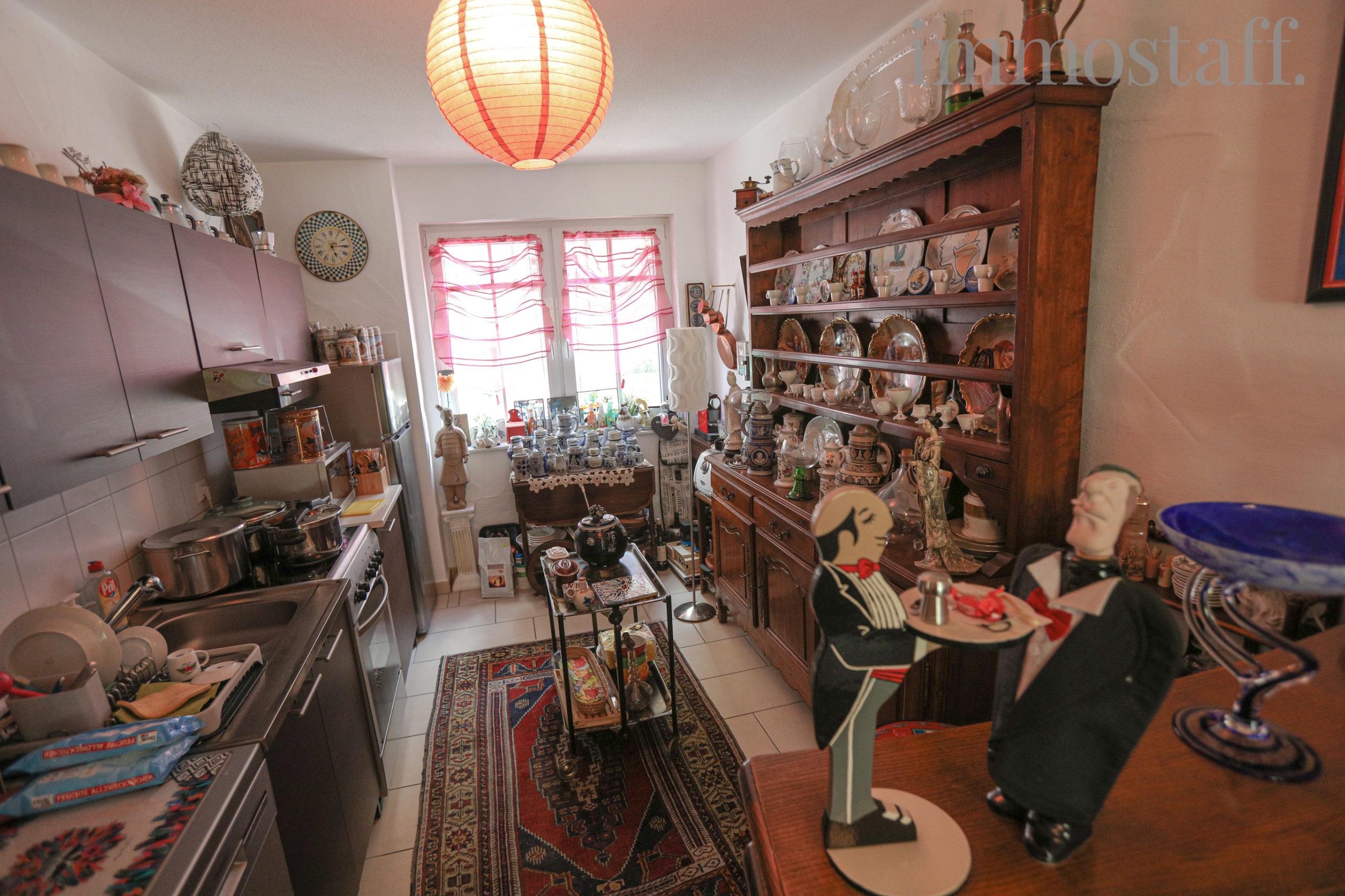 Wohnung 3, Küche