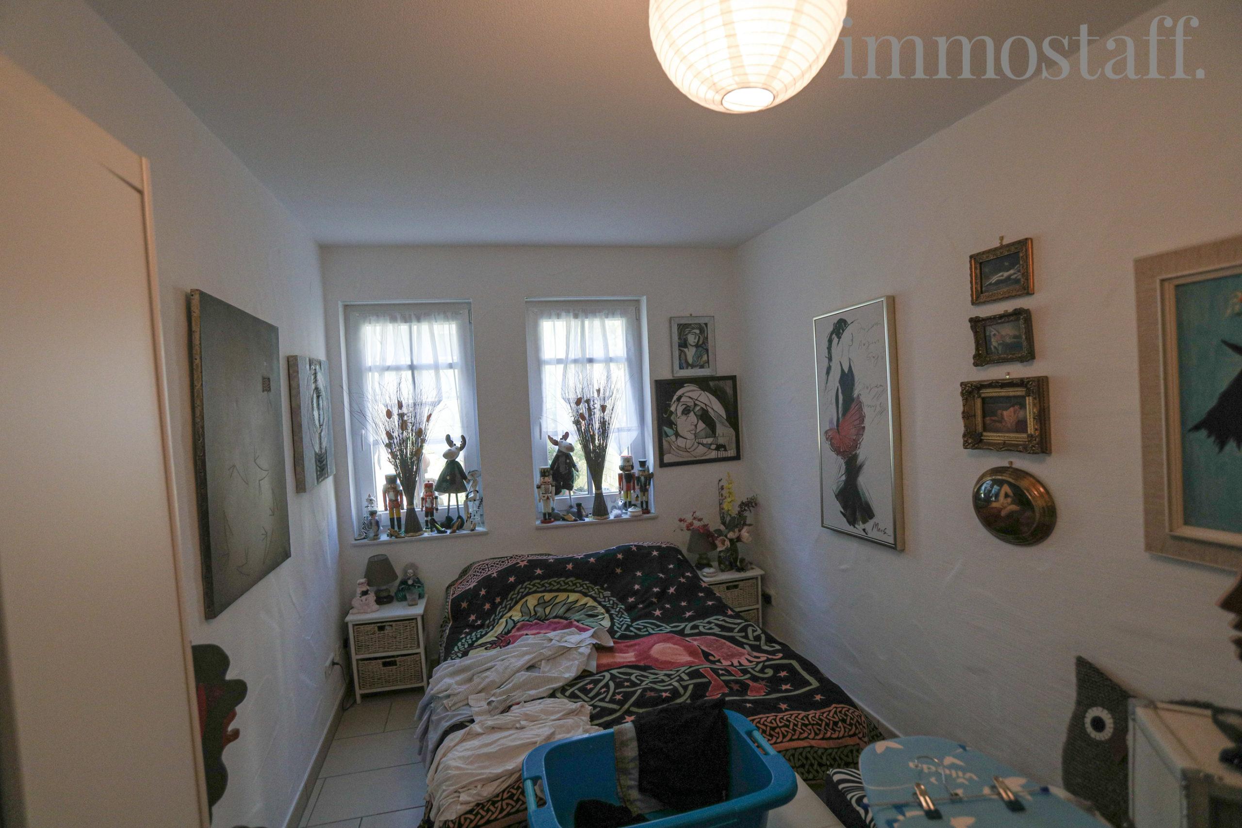 Wohnung 3, Schlafzimmer