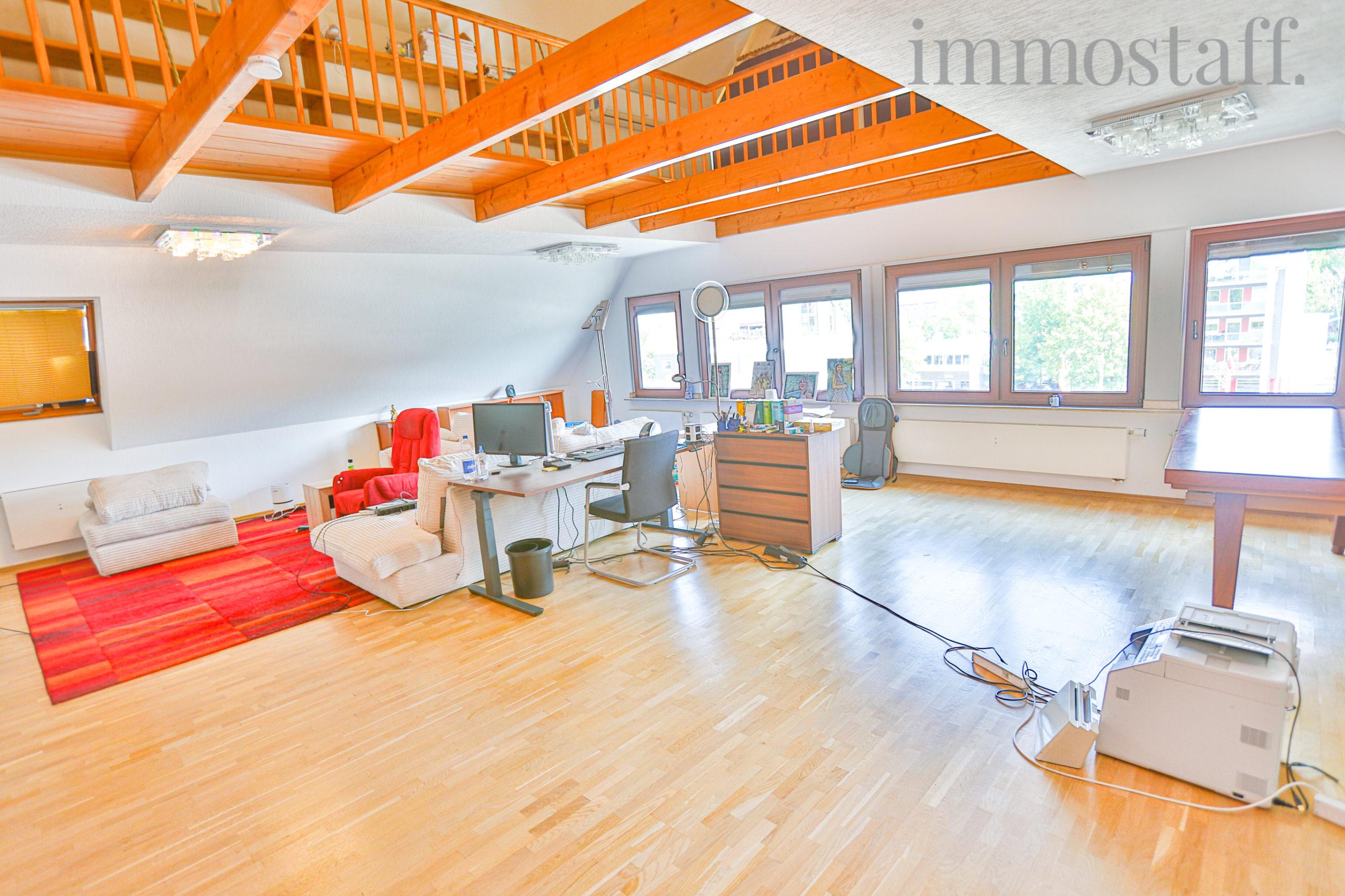 Wohnzimmer 2, Penthouse