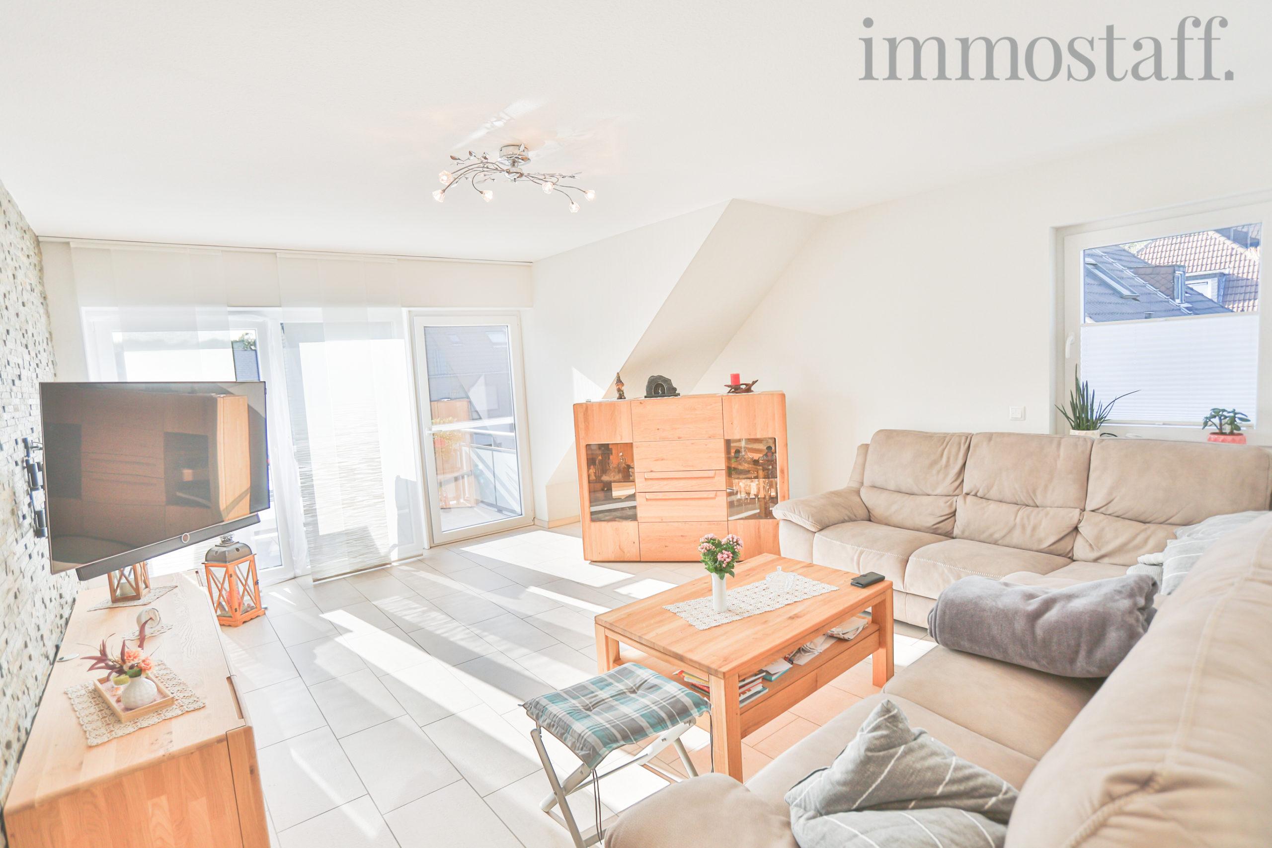 NEUWERTIG! Eigentumswohnung aus 2019 mit Balkon, Garage & Stellplatz zu verkaufen.