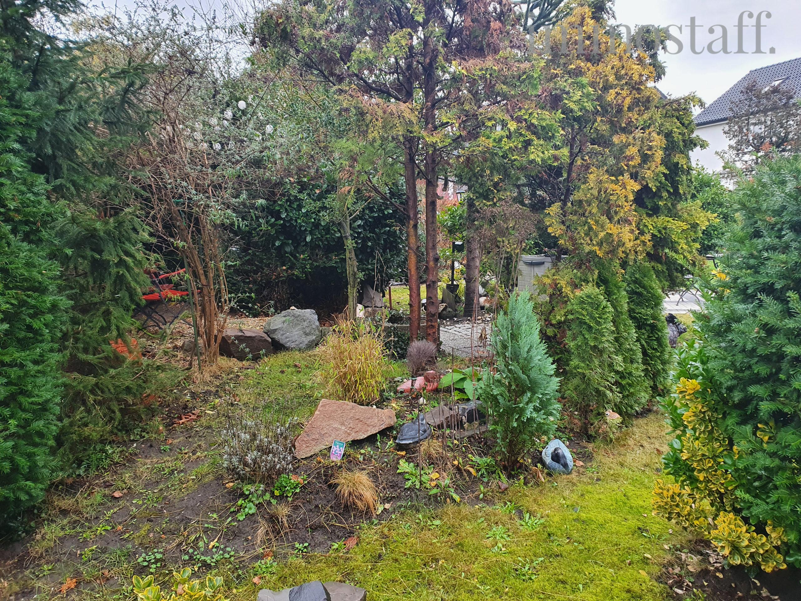 Garten, Ansicht 2