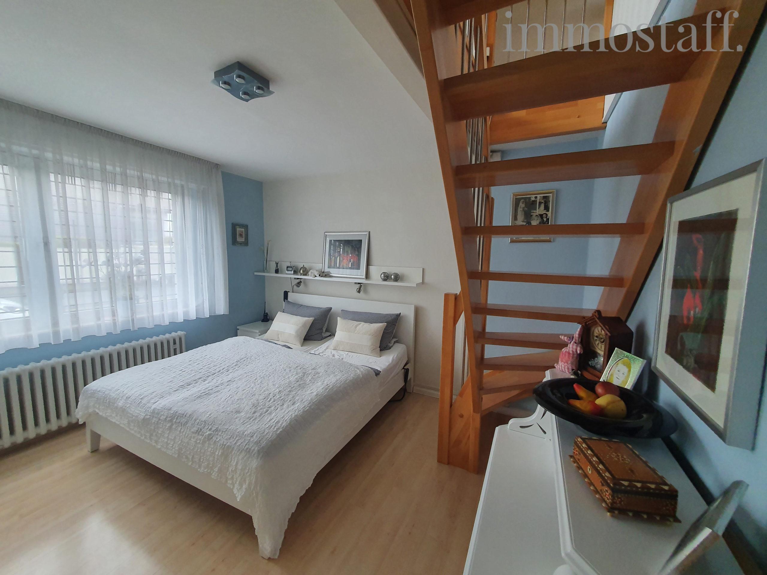 Schlafzimmer, EG